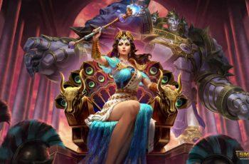 Neue Gottvorstellung: Hera, Queen of the Gods